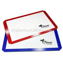 Produit chinois plaque de cuisson au teflon / plaque de cuisson au silicone antiadhésive