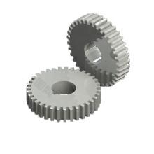 Piezas de engranajes de mecanizado a medida