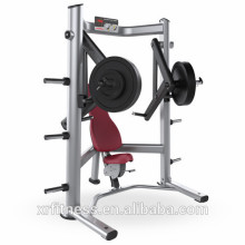 gym equipment Decline Chest Press XH948