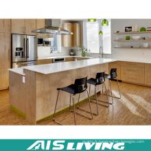 Meubles économiques de meubles de cuisine de mélamine (AIS-K349)