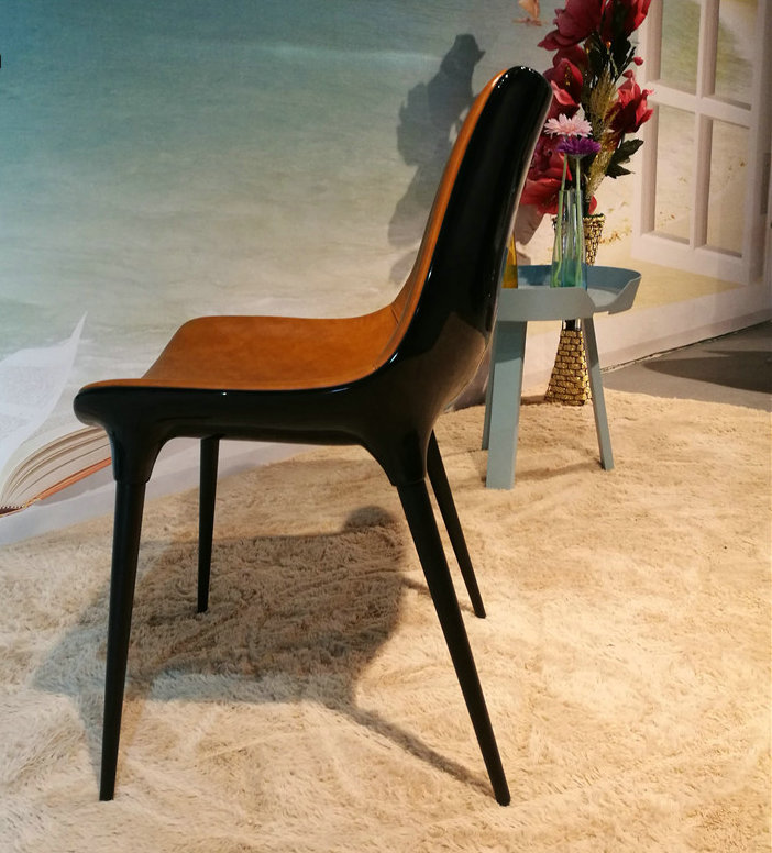 Replica langham dining chair