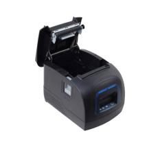 Barato pos sistema de luz de Som Alarme XP-T260L auto cortador de conta de código de barras térmica recibo xp-t260l impressora de etiquetas térmicas