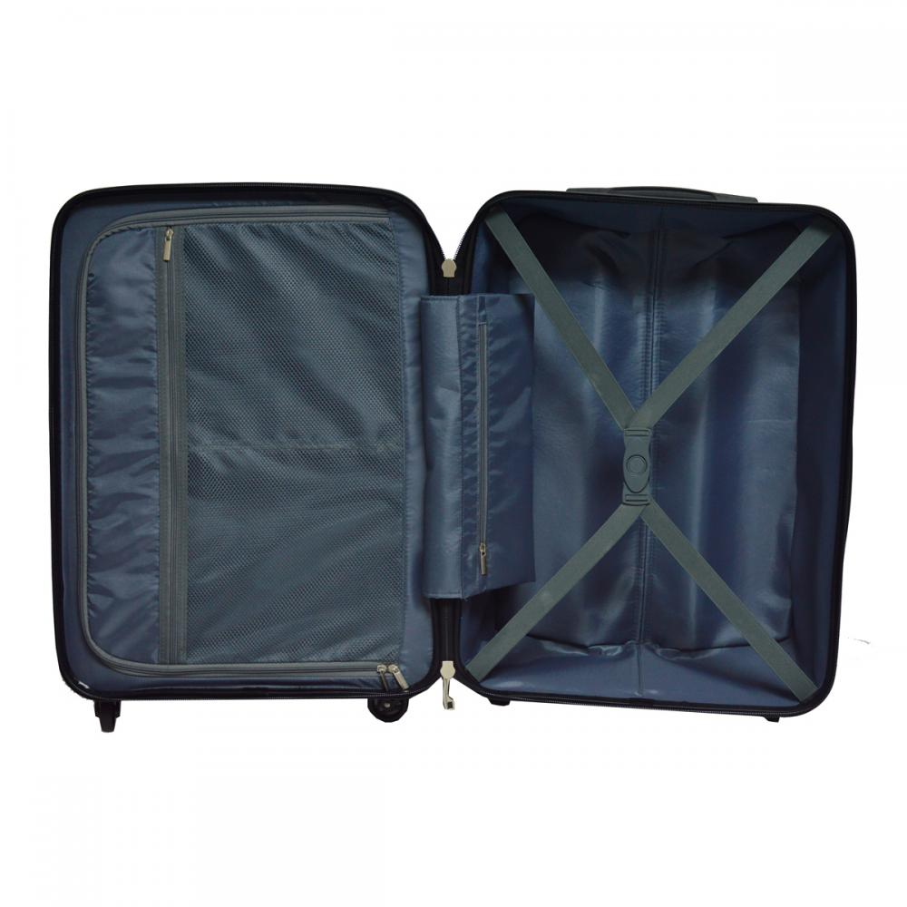 PP Grain Luggage set with Aluminum Tube