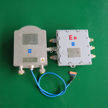 Mass flow meter for CNG fueling system