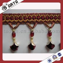 acrylic accessory beads fringe trimming