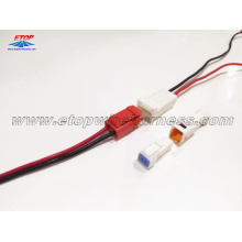 mini waterproof connetor dari JST & molex & tyco