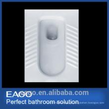 EAGO bandeja de agachamento de bandeja de cerâmica de alta qualidade frente com cotovelo DA2270
