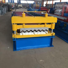 Matel roofing steel wall panel roll forming machine