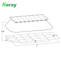 New product IP65 LED Module Low-Bay Medicinal plants Lights
