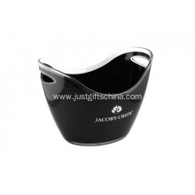 Promotional Plastic Logo Ice Bucket