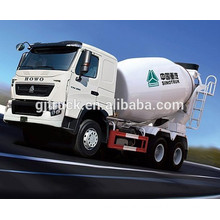 Dayun 6X4 drive cement mixer truck/mixer truck/truck mixer/ truck mounted mixer truck/ stock mixer truck