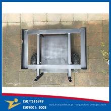 Soldagem Heavy Metla Fabricação de Serviço de Metal Carrinho Made in China