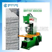 Máquina de corte e corte de face natural hidráulica de pedra freio
