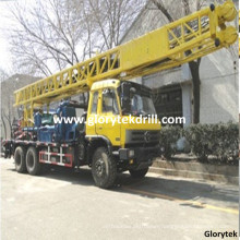 Obverse-Reverse Circulation Construction and Water Well Drilling Rig (CF150CA)