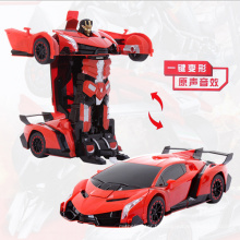 2.4G 1/14 RC Deformation Car
