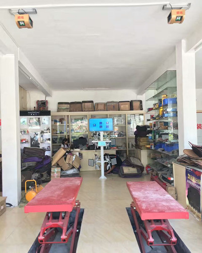 Wireless 5D Wheel Alignment