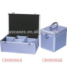 high quality 390&120 CD disks aluminum CD case wholesales from China manufacturer