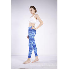 Damen Dolomite Bedruckte Leggings mit hoher Taille und hoher Elastik