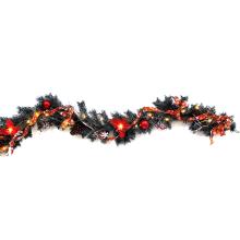 6 pés pré-iluminado LED Light decorado Artificial Christmas Garland