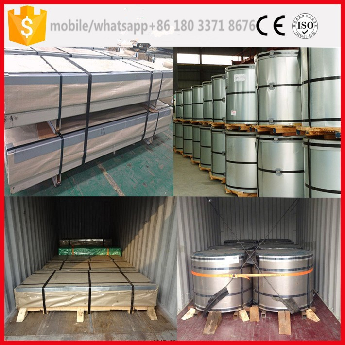 steel coils packing