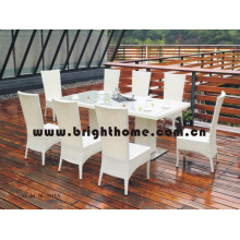 Удобная Wicker Мебель Обеденный комплект Bl-3311A