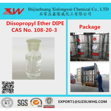 Isopropyl Acetate of Diisopropyl Ether, 99% 108-20-3 Extractiemiddel