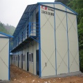 Easily Assembled Eps Sandwich Panel Prefabricated House