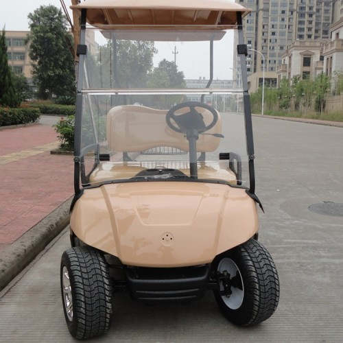 Auto a gas intelligente, 2 golf cart