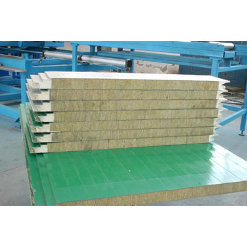 Sandwich atap Panel Mesin Roll Forming