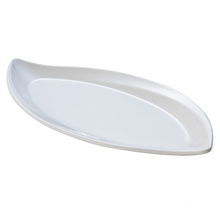 Melamine Leaf Plate/Dinner Plate (WT13921-14)