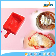 Padfoot Shape Food Grade Silicone Ice Cream Mould