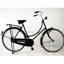 "Bicicletas antiguas de estilo europeo de 28 ""(TR-012)"