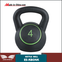 Fitness 10-35lbs Couleur Classic Vinyl Kettlebell