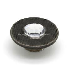 Botón de metal de accesorios de jeans elegantes
