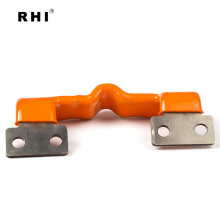 Press Welded Copper Foil Connectors flexible insulated busbars