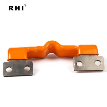 Pressione os conectores isolados flexíveis dos conectores da folha de cobre da soldadura