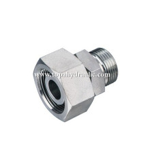 Factory best selling for Hydraulic Adapter Fittings 2C 2D hydraulic pipes fittings for tractor export to Benin Supplier