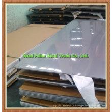 Folha de aço inoxidável ASTM 904L