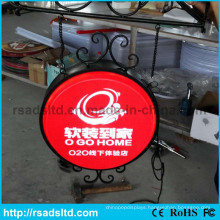 Different Shapes Vacuume Forming Plastic Light Box