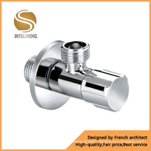 Brass Chrome Plated Angle Valve (INAG-jb33013)