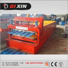 China-Lieferanten-Metall-Doppelschicht-Rollenformmaschinen