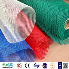 Glasfiber Material Fönster Screen Mesh
