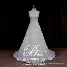 latest gown designs,wholesale alibaba bridal wedding dress made in China