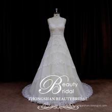 последние конструкции свадебное платье,дешевые свадебные платья сделано в Китае