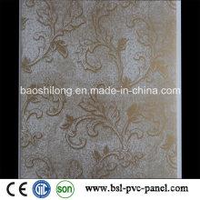 Panel de pared de PVC laminado plano 25cm 2015