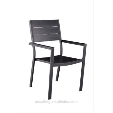Luxury Durable Easy Cleaning outdoor teak chair