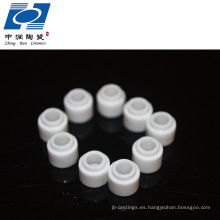 Aislante resistencia al desgaste eléctrico de esteatita perla cerámica.