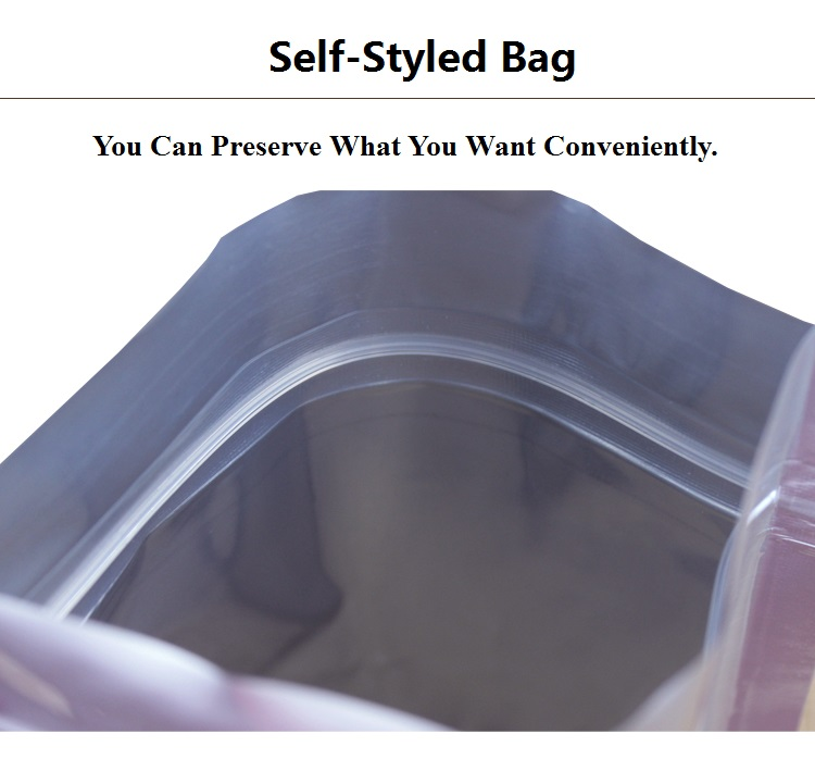 SELF-STYLED BAG