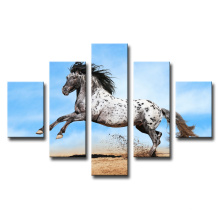 Colorful Beautiful Cheap Leasted Canvas Print