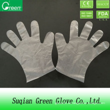 Billige Lebensmittelverarbeitung HDPE Handschuh